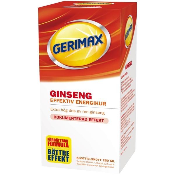 Gerimax Ginseng