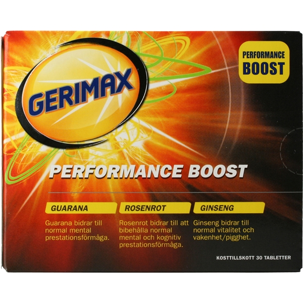 Gerimax Perfomance Boost